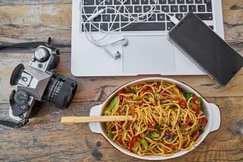 5 правил питания в офисе