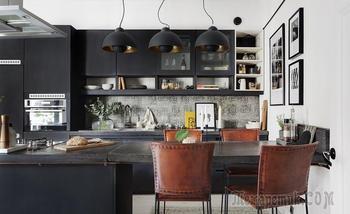 41 кв.м: стильная квартира без гостиной