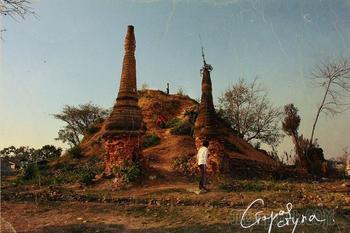 Нетуристическая мьянма в фотографиях