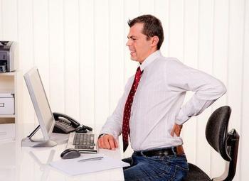 Как похудеть, если работа сидячая?