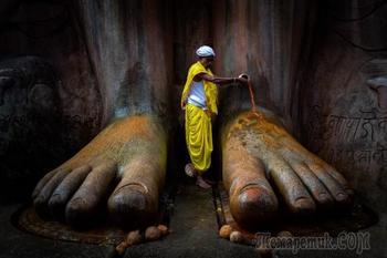 Монументы вне времени в работах победителей конкурса «Исторический фотограф года 2019»