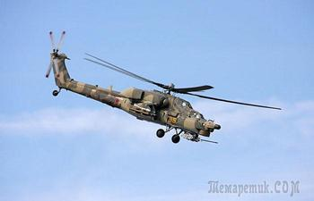 Ангелы войны: 9 самых быстрых военных вертолетов со всего мира