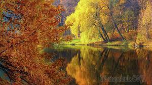 Осенняя пора (Стих)