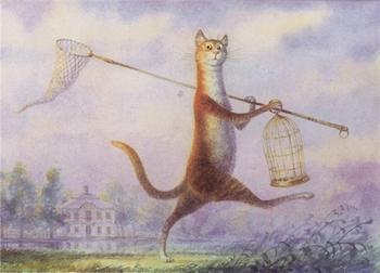 Серия почему о котах