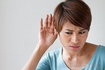 Болезни и другие причины ухудшения слуха