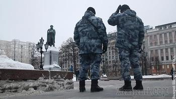 Реальный протест Навального оказался слабее виртуального