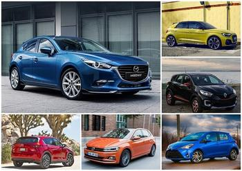 10 лучших машин для девушек