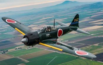 Боевые самолеты. Самолет для камикадзе