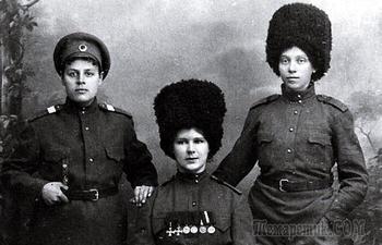 8 легендарных женщин Первой Мировой: Боевые подвиги и послевоенная судьба