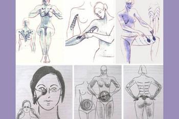 Рене Кох: Горячие ложки против дряблости, жировых отложений на животе и бедрах
