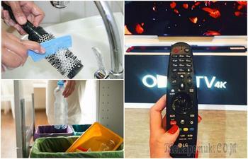 17 «проблемных» мест, о которых часто забывают во время уборки даже очень хорошие хозяйки