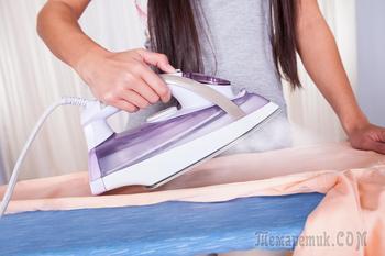 Как можно почистить утюг в домашних условиях от накипи и нагара
