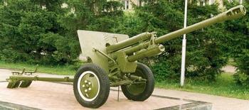 Лучшая пушка Великой Отечественной зис-3