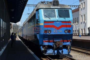 Зрада: Самым прибыльным поездом на Украине стал состав Киев — Москва