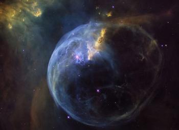 """Космическая красота: недавние снимки, полученные с телескопа """"Хаббл"""""""