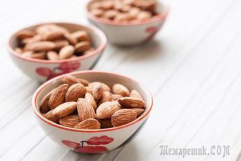 Польза ореха миндаля для организма: узнайте 9 супер свойств