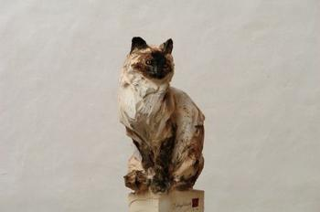 Невероятные скульптуры, вырезанные из дерева с помощью бензопилы