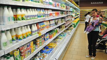 В Киеве объяснили большие траты украинцев на еду