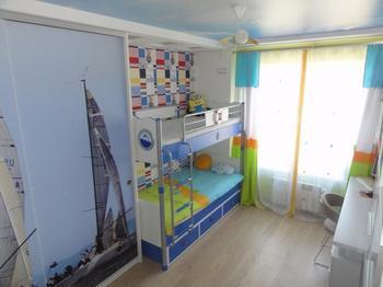 Моя детская: комната юного яхтсмена