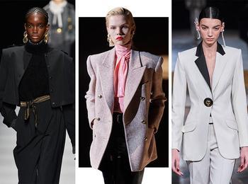 От кожи до клетки: самые модные жакеты осени и зимы 2020/21