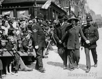 Как английские леди стали террористками в борьбе за право трудиться и тратить заработанные капиталы