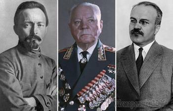 7 советских вождей, жёнами которых стали девушки из еврейских семей