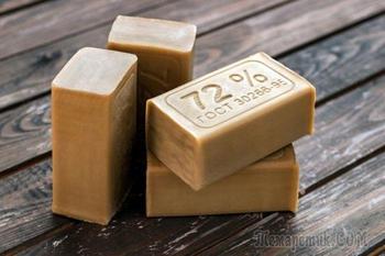 Хозяйственное мыло — главный соперник производителей косметики