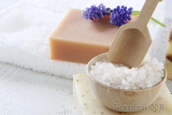 Сода и морская соль — 5 рецептов ванны для похудения