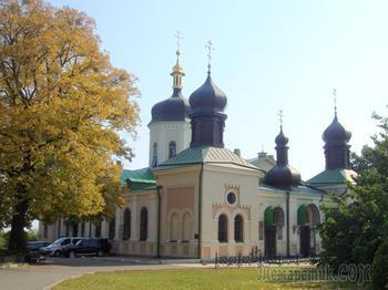 Киевские монастыри. Часть 2. Свято-Троицкий Ионинский монастырь