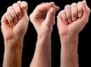 4 жеста для защиты от негативной энергии, сглаза, порчи