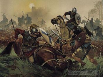 10 малоизвестных фактов о древних пиктах - загадочных «раскрашенных» врагах викингов