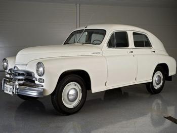 Made in USSR: советские автомобили на экспорт