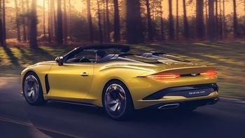 Bentley Mulliner Bacalar: самый дорогой Бентли за 140 лямов