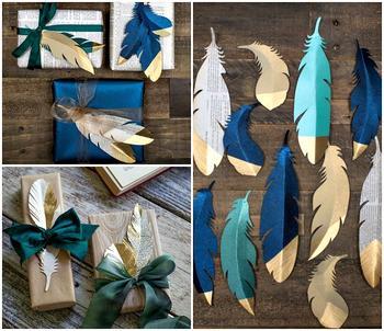 Идеи оформления новогодних подарков своими руками