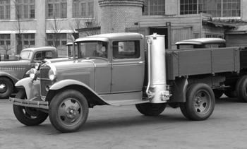 Автомобиль на дровах: как он работает