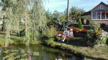 Дача: рыбалка, детские праздники и семейные посиделки