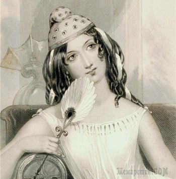 Шекспировские героини в гравюрах из альбома 1849г.
