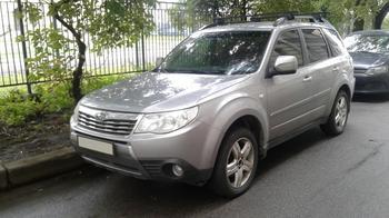 Правильная оппозиция: покупаем Subaru Forester III за 800 тысяч