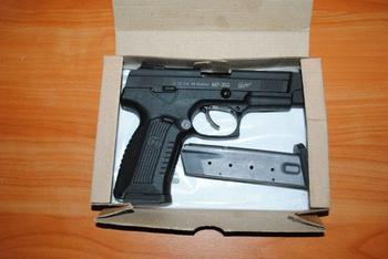 Травматический пистолет МР-353: обзор, характеристики, цена