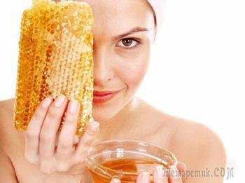 Полезные рецепты масок для лица с мёдом