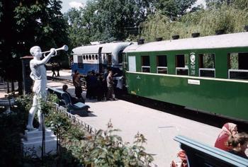 История Детской железной дороги