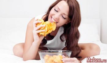 Фальшивый аппетит: как отучить себя заедать стресс?