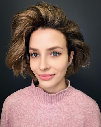 Объемные стрижки на короткие волосы 2021: свежие и модные идеи