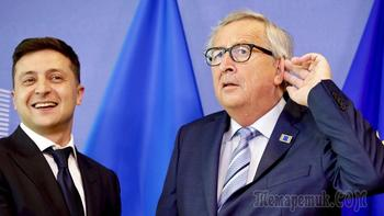 «Остановить Поток»: что Зеленский наговорил в Брюсселе