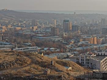 Ереван. Январское путешествие