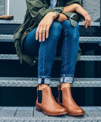 Какие купить модные женские ботинки на весну? — Модели 2017
