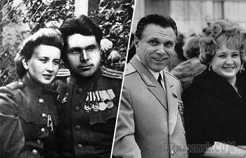 Николай и Светлана Щёлоковы: Военно-полевой роман длиною в 40 лет