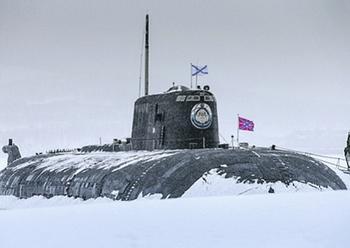 Американский подводный флот рвется в Арктику