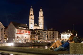 В Швейцарии пенсионерам нелегко