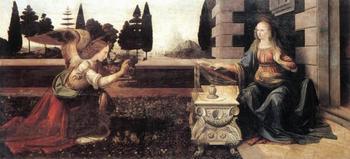 Благовещение в живописи и в поэзии